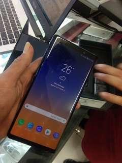 Samsung galaxy Note 9 512GB Resmi Cicil Mudah