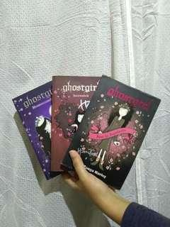 Novel Ghost Girl Paket 1-3