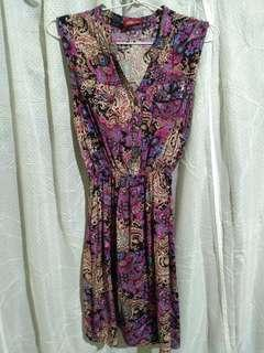 Dress Batik ADA Fashion