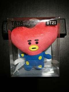 BT21 TATA & MANG BAG CHARM