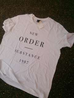 New order band manic oasis Ltd vintage bnx maiden