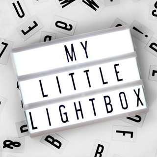 CHEAPEST! A6 Light Box