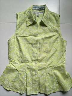⚡SALE🔛[Authentic] TOMMY HILFIGER Sleeveless Top
