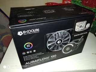 ID Cooling Auraflow Snow Edition 120mm