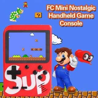 168 GAMES Mini Handheld Game Console Retro Games Console