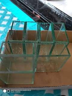 Betta fish tank small 7 tank for $25