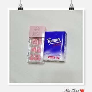 全新品 Made in Korea 可愛 Kakao friends AREACH 指甲套 D-30