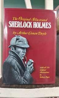 The Original Illustrated Sherlock Holmes: 37 Short Stories plus a Complete Novel by Arthur Conan Doyle