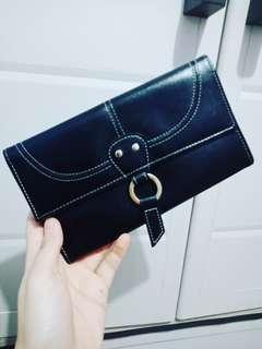 Mondani black wallet