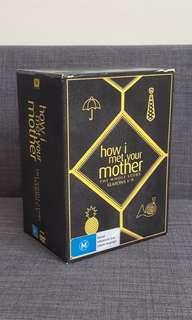 How I Met Your Mother season 1-9 dvd boxset