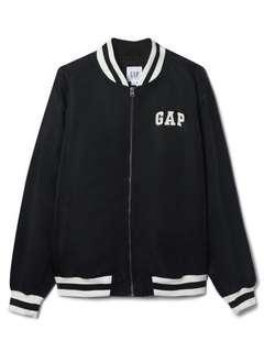 🚚 Gap logo 飛行外套