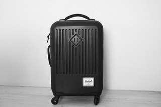 HERSCHEL SUPPLY CO 四輪40L行李箱 (二手舊款無TSA鎖)