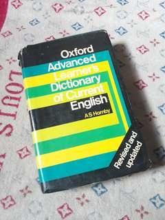 Kamus Oxford Hardcover