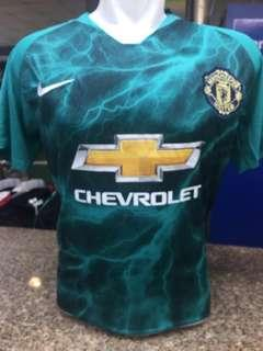 Man united 19/20 away leaked jersey