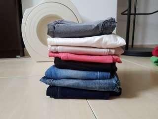 Bundle Of Clothes Part 4 - Long Pants / Jeans