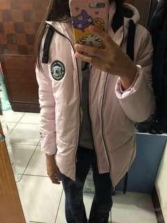 🚚 Jeep粉紅色外套