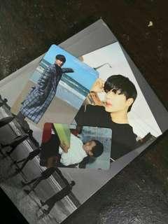 [WTT/WTS]BTOB Hour Moments Hyunsik photocard Sungjae Postcards