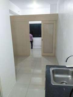 For Rent 24.4 sqm 1 bedroom fully furnished Berkeley Residences Condominium Katipunan Quezon City