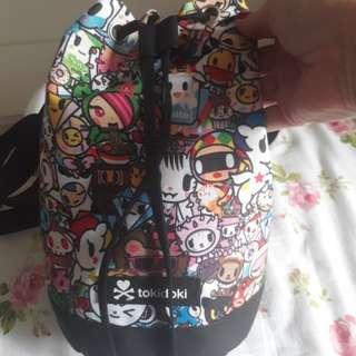 Tokidoki bucket bag