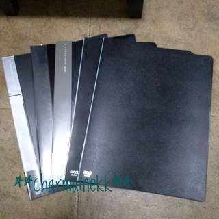 A3 Clear Book / Clear Folder 交功課必備
