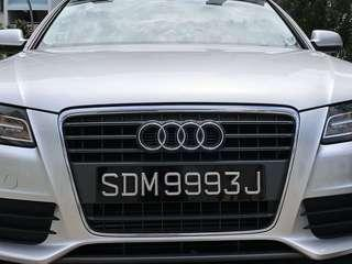 Selling lucky,good healthy & long life car number/SDM9993J