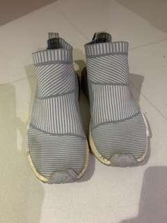 used adidas rubberband high cut shoes boost ultra foam