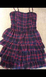 Cotton On tube dress size S