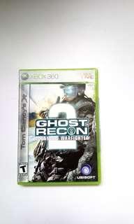 Xbox 360 GHOST RECON 2