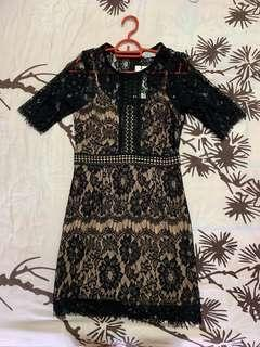 Airspace Lace dress