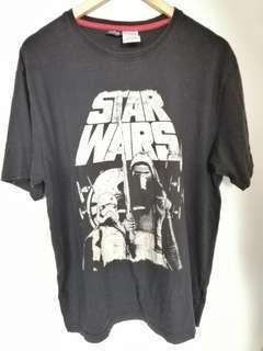 Star Wars merch Tshirt