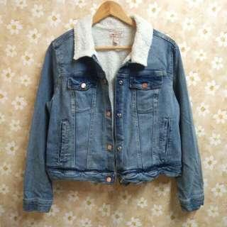 Arizon Jeans Sherpa Jacket