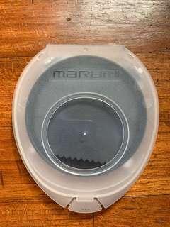 Marumi polarise lens filter