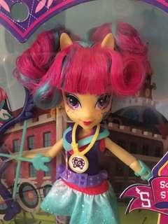 My Little Pony Equestria Girls Friendship Games Sour Sweet Doll