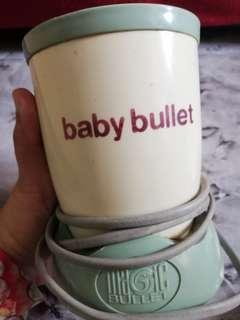 Baby bullet blender (motor only)