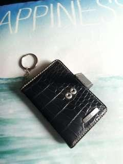 Nine West Small Wallet Keychain