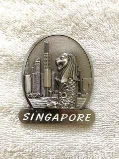 Tempelan Kulkas Singapore / Singapore Magnetic