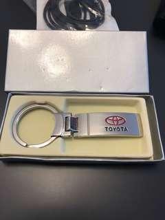 Toyota紀念鎖匙扣