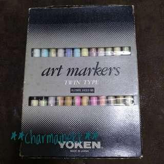 陳年 Yoken Arts Markers ATP-24