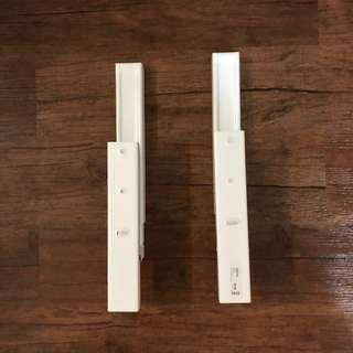 全新微波爐掛架  購置Ikea