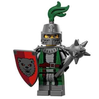 全新 LEGO 71011 Frightening Knight 人仔 S15-03