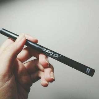 🚚 ETUDE HOUSE Styling Eye Liner 素描高手造型眼線膠筆
