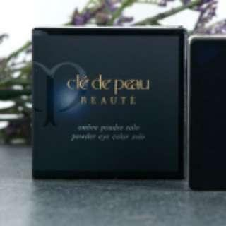 SALE ! CLE DE PEAU ! SOLO POWDER EYE COLOR