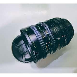 Makinon MC 24-50mm F3.3 FD Mount Canon FD系列機可用 手動老鏡