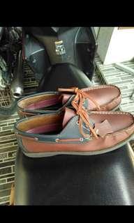 Bata mocassin leather
