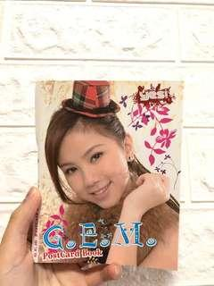 G.E.M.鄧紫棋Yes!Post Card Book