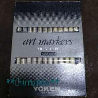 陳年 Yoken Arts Markers ATN-24