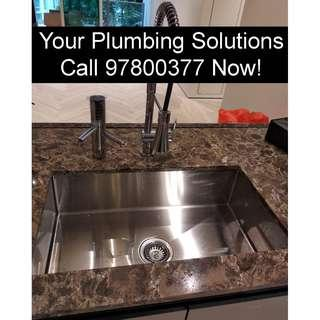 Plumbing and Sanitary Services