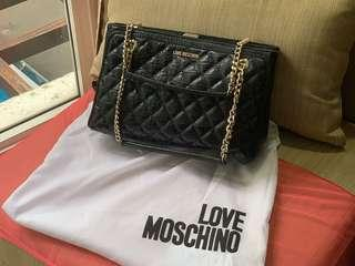Authentic Limited Edition: Love Moschino handbag