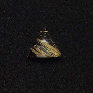 🚚 Golden Rutilated Quartz