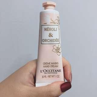 L'Occitane Neroli & Orchidee Hand Cream 橙花&蘭花潤手霜 30ml x1